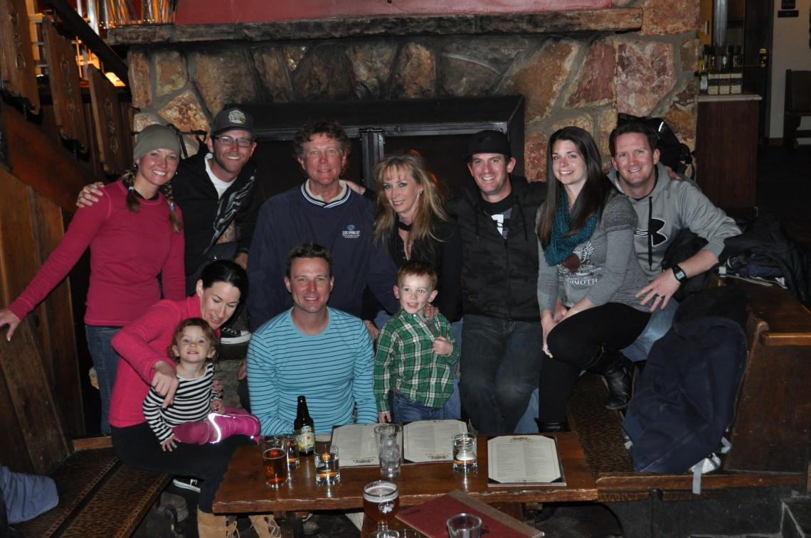 Family Ski Trip 2016!