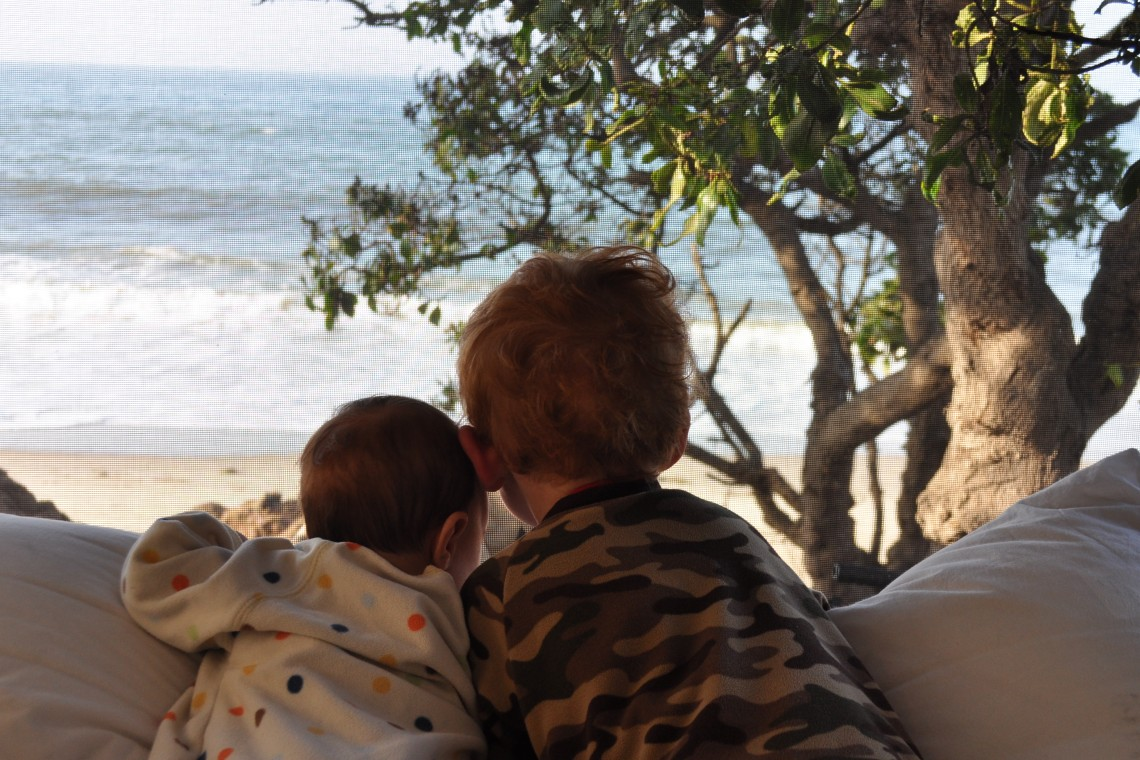 Santa Barbara Camping trip
