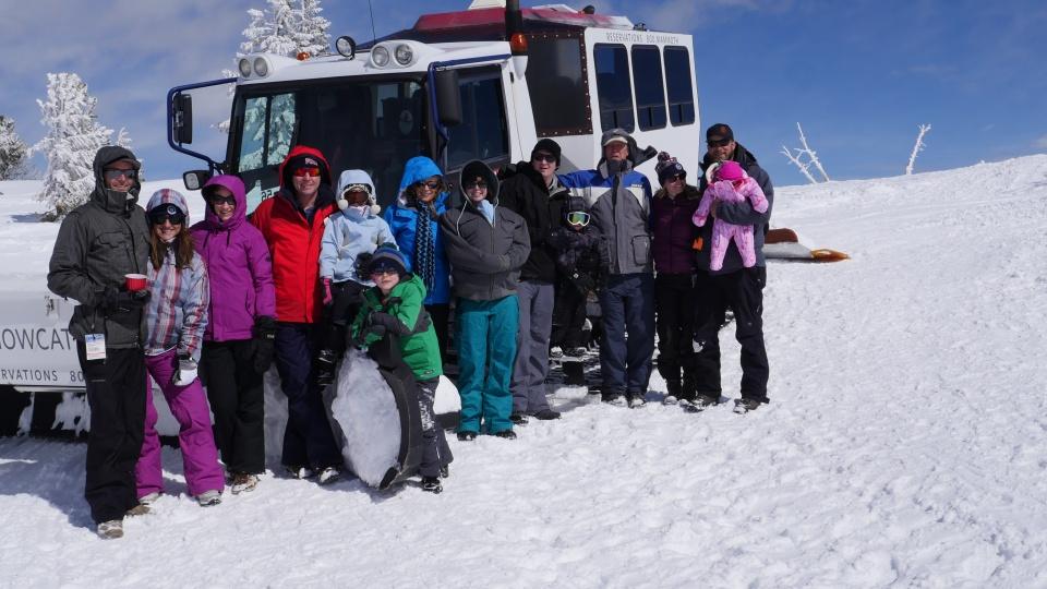 2016 Mammoth Ski Trip