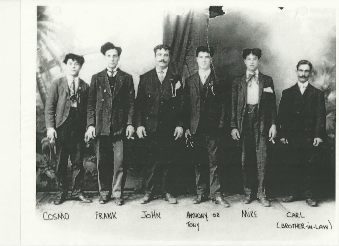Old Martino Family Photos