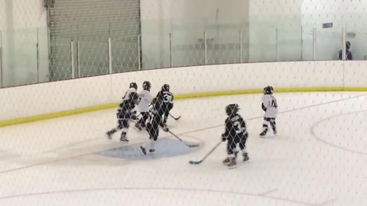 Brendan Hockey Jr Reign vs Ontario Reign