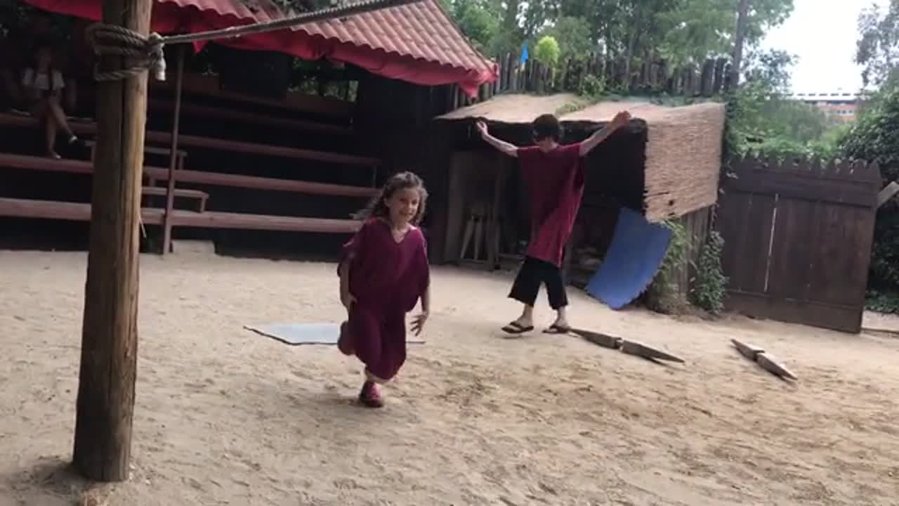 Gladiator Training